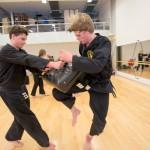 vechtsport tieners