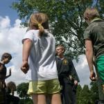 zelfverdediging kind